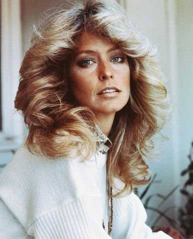 Three words…Farrah Fawcett Hair | Hair She Goes Again...